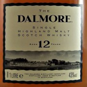 Dalmore Single Malt Whisky 1990s