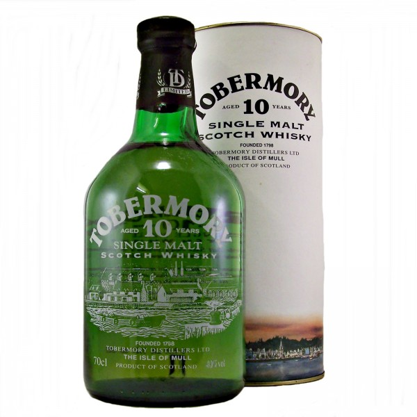Tobermory 10 year old Whisky