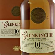 Glenkinchie 10 year old Lowland Single Malt Whisky