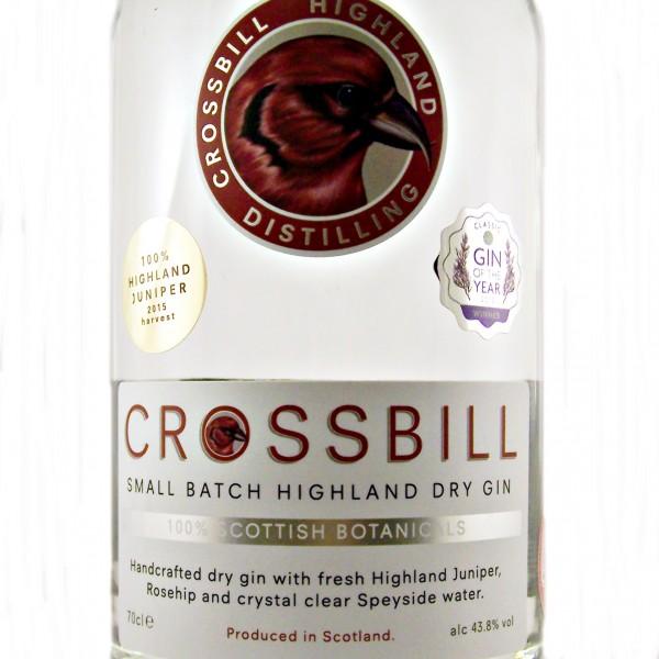 Crossbill Highland Dry Gin