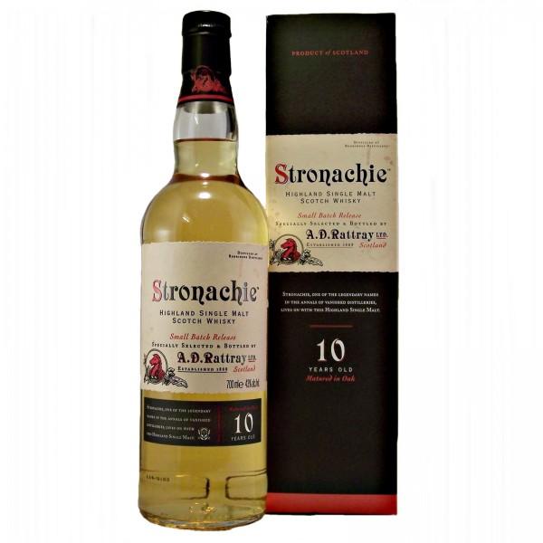 Stronachie Single Malt Whisky