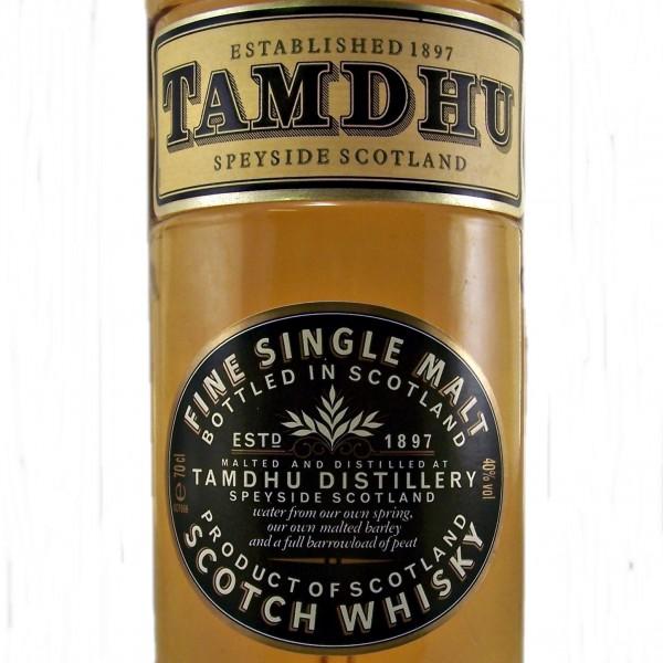 Tamdhu Single Malt Whisky