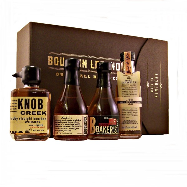 Bourbon Legends Gift Set