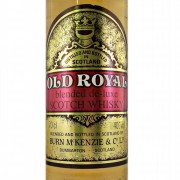 Old Royal Scotch Whisky