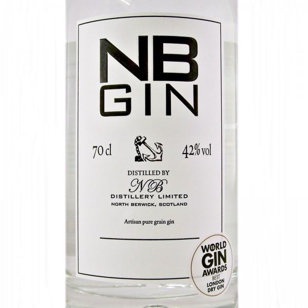North Berwick Gin NB Gin