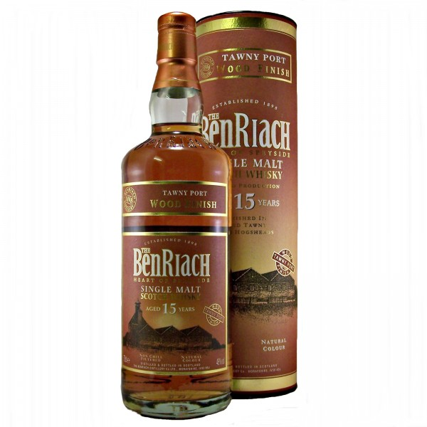 Benriach 15 year old Tawny Port