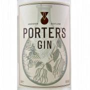 Porters Gin Aberdeen Scotland