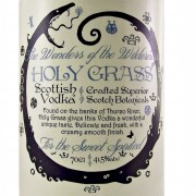 Holy Grass Vodka Dunnet Bay Distillers