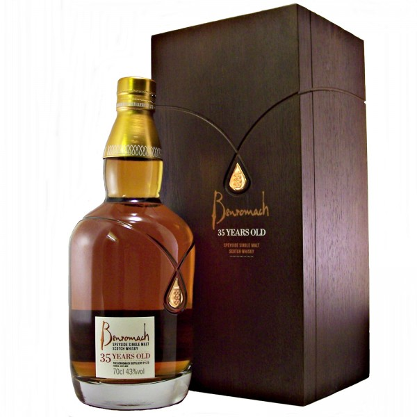 Benromach 35 year old Single Malt Whisky