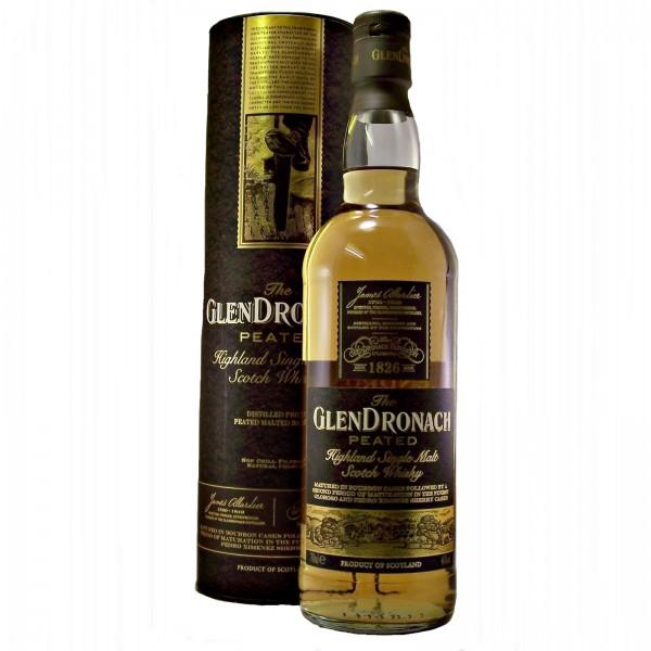 Glendronach Peated Single Malt Whisky