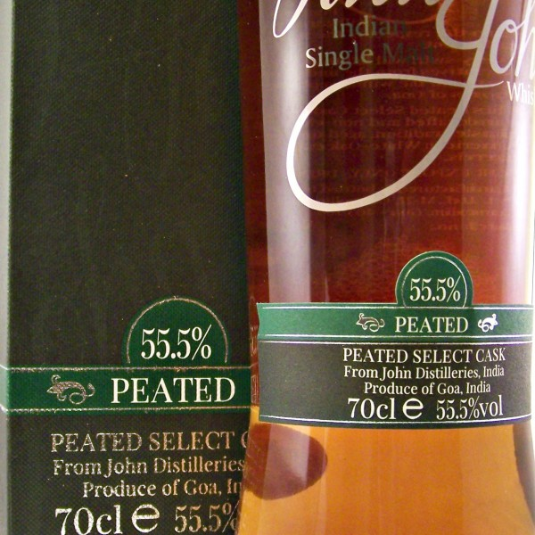 Paul John Peated Select Cask Strength
