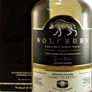 Wolfburn Highland Single Malt Whisky Northland