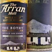 Arran The Bothy Quarter Cask Whisky