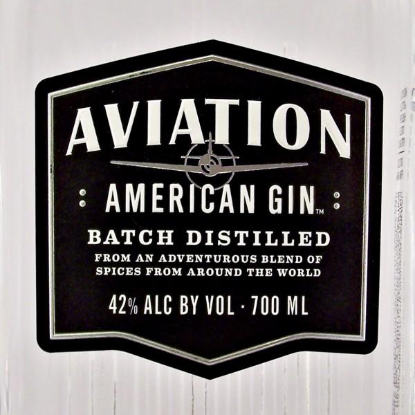 Aviation American Gin Small Batch
