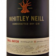 Whitley Neill Dry Gin small batch