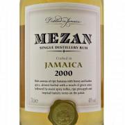 Mezan Long Pond Jamaican Rum 2000