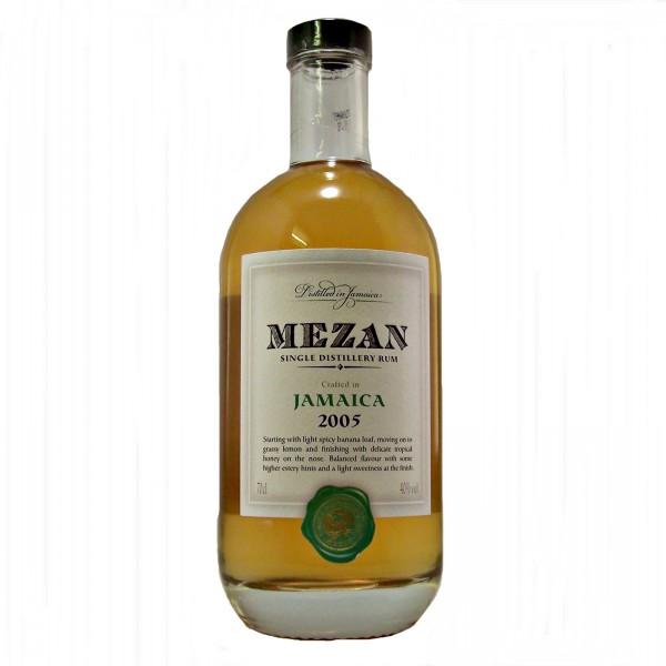 Mezan Worthy Park Jamaican Rum