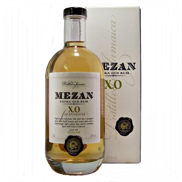 Mezan Extra Old XO Jamaican Rum