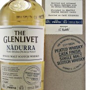 Glenlivet Nadurra Peated Whisky Cask Finish