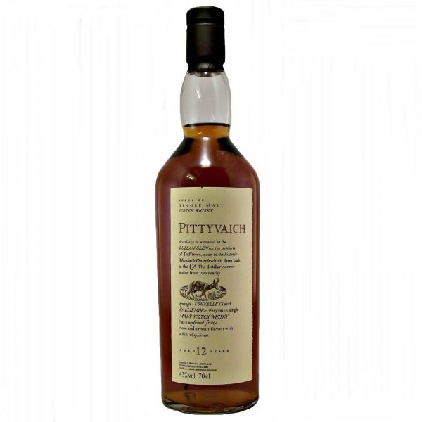 Pittyvaich Single Malt Whisky