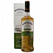 Bowmore Small Batch Islay Single Malt Scotch Whisky available to buy online from specialist whisky shop whiskys.co.uk Stamford Bridge York