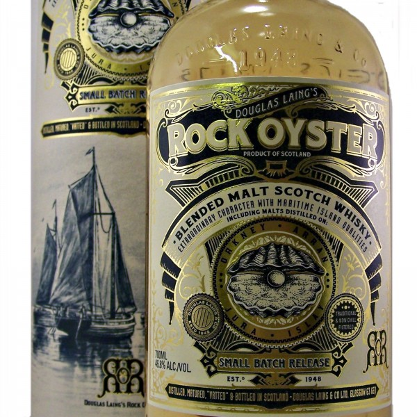 Rock Oyster Malt Whisky Island Blend
