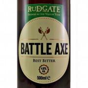 Battle Axe Best Bitter Ale