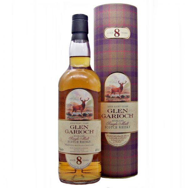Glen Garioch 8 year old Single Malt Whisky