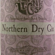 Poetic License Northern Dry Gin small batch