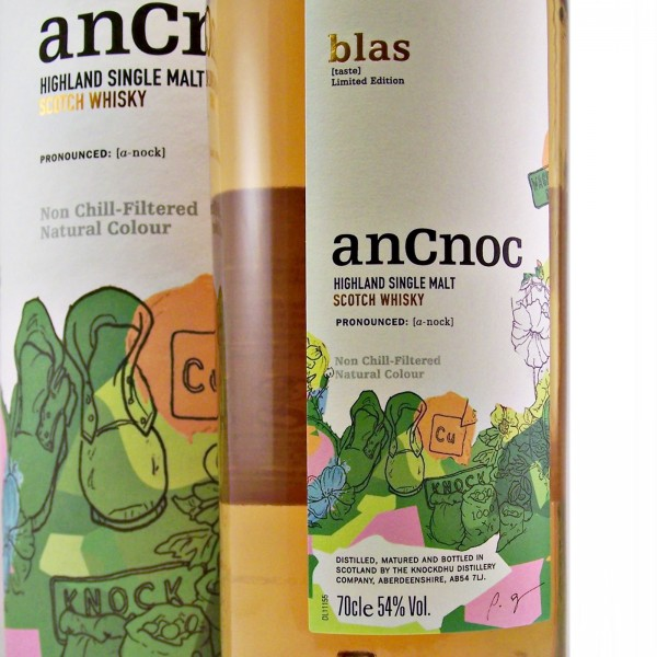 An Cnoc Blas Patrick Grant Limited Edition