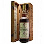 Macallan Gran Reserva 18 year old 1979 from whiskys.co.uk