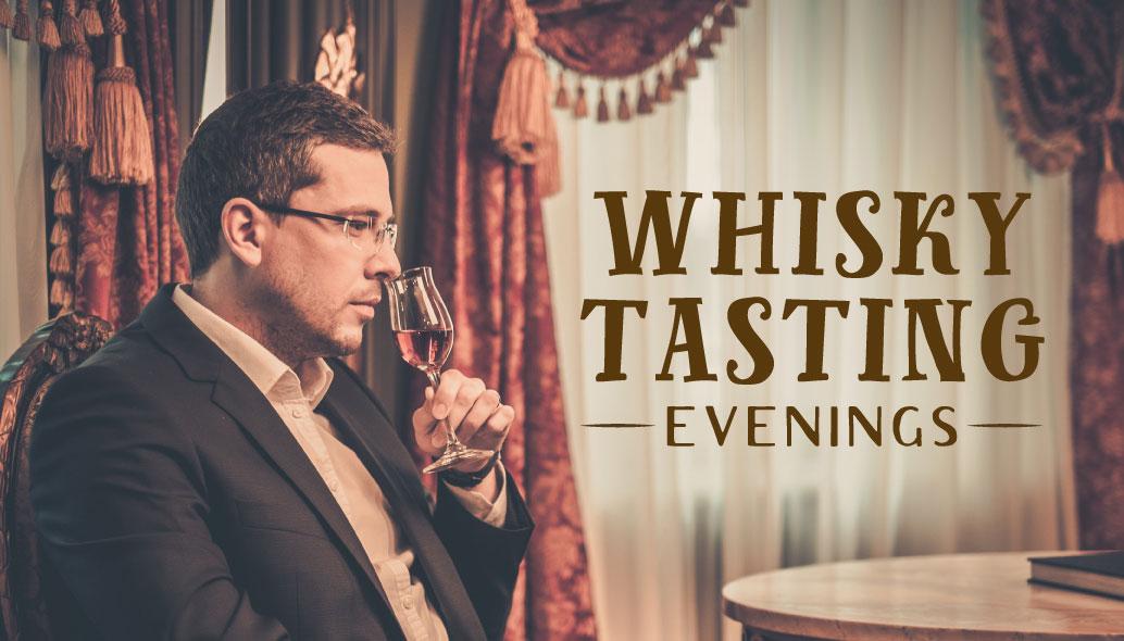 Whisky Tasting Evenings