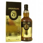 Springbank 21 year old 2012 from whiskys.co.uk