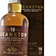 Deanston 18 year old Rebirth Whisky