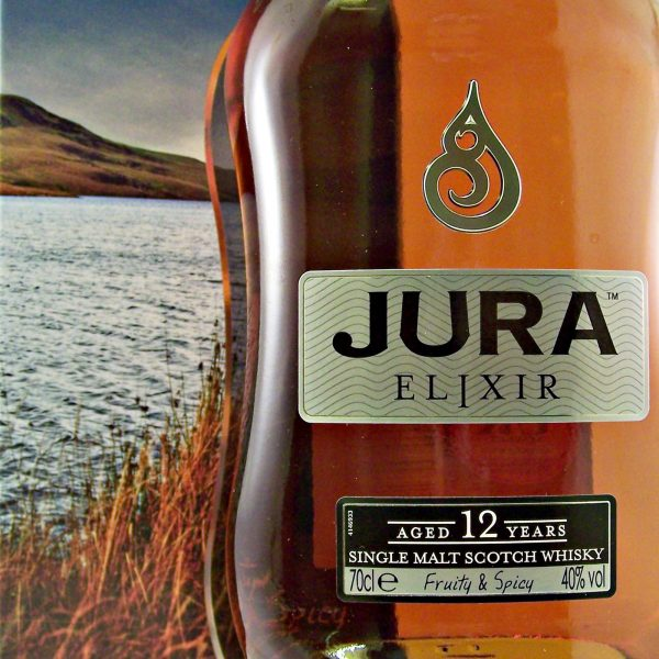 Jura Elixir 12 year old Single Malt Whisky