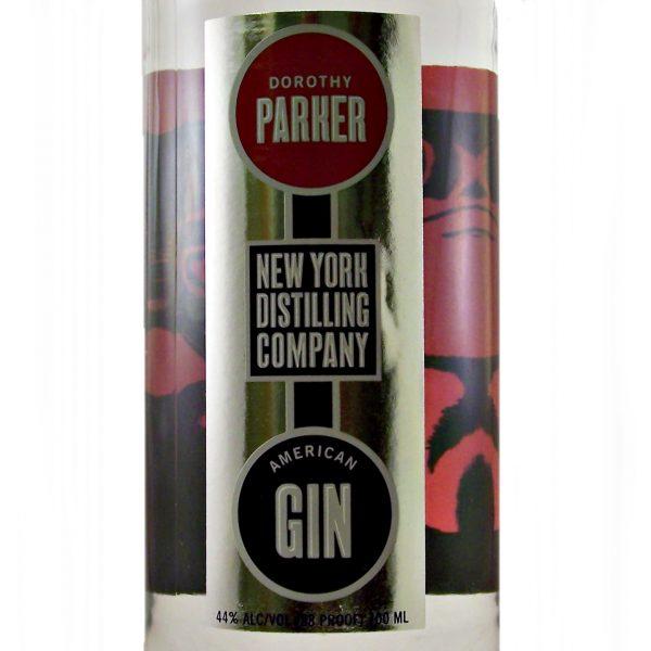 Dorothy Parker American Gin New York