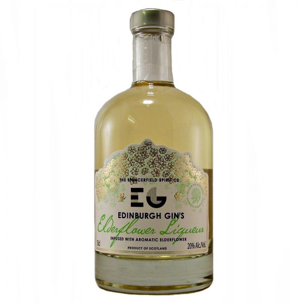Edinburgh Gins Elderflower Liqueur