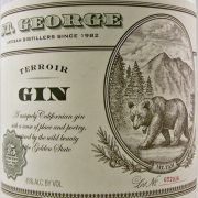St George Terroir Californian Gin