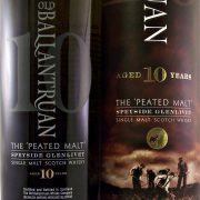 Old Ballantruan 10 year old whisky
