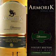 Breton Armorik Dervenn  French Single Malt whisky
