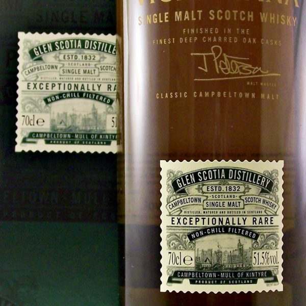 Glen Scotia Victoriana Single Malt Whisky