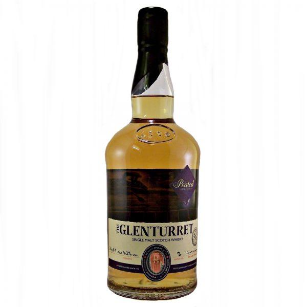 Glenturret Peated Single Malt Whisky