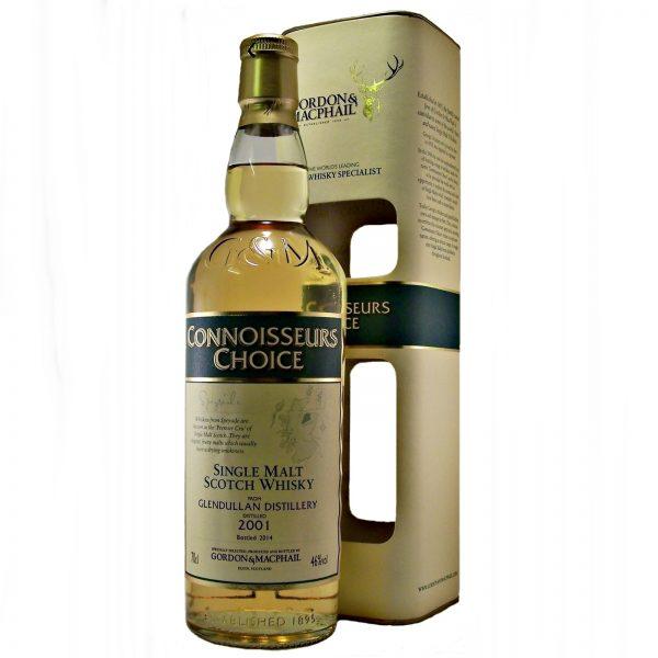 Glendullan Single Malt Whisky 2001