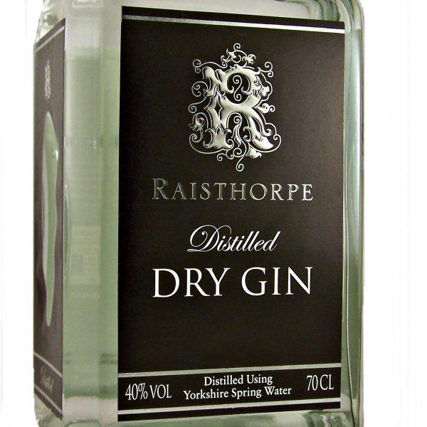 Raisthorpe Dry Yorkshire Gin