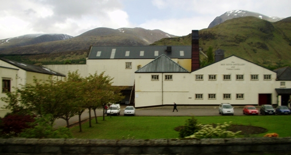 Ben Nevis Whisky Distillery