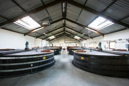 Clynelish-Brora-Whisky Distillery washbacks