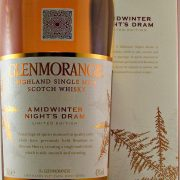 Glenmorangie Midwinter Nights Dram Whisky