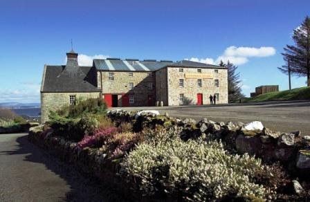 Glenmorangie Whisky Distillery
