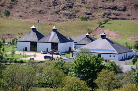 Arran Whisky Distillery