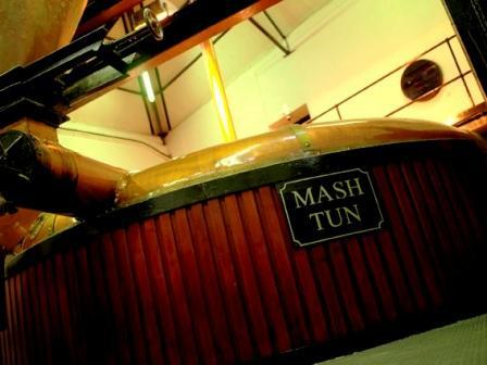 Bowmore Whisky Distillery Mash Tun
